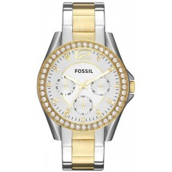 Fossil Damenuhr Riley ES3204 Multifunktions Quarz kaufen