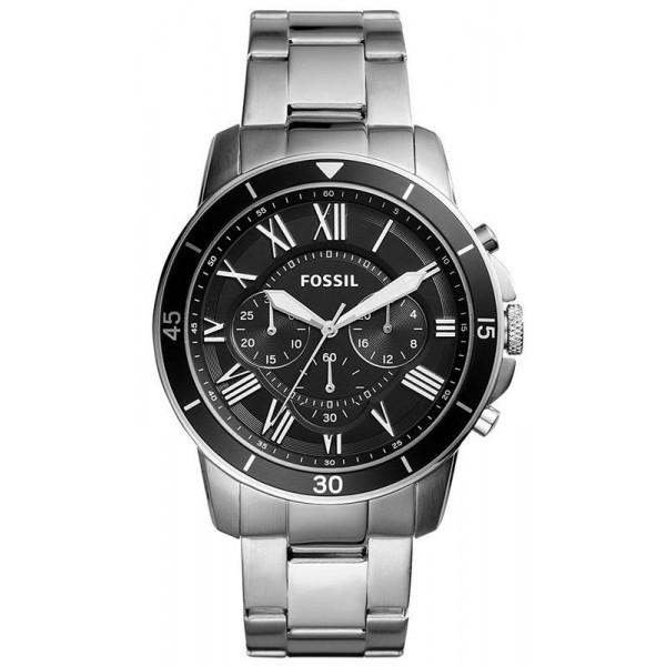 Kaufen Sie Fossil Herrenuhr Grant Sport FS5236 Quarz Chronograph