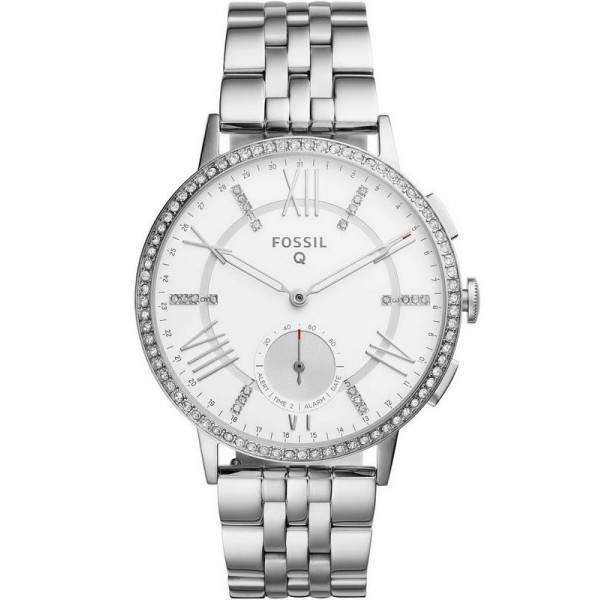 Kaufen Sie Fossil Q Damenuhr Gazer FTW1105 Hybrid Smartwatch
