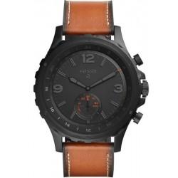 Fossil Q Herrenuhr Nate FTW1114 Hybrid Smartwatch