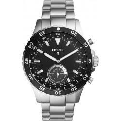 Fossil Q Herrenuhr Crewmaster FTW1126 Hybrid Smartwatch