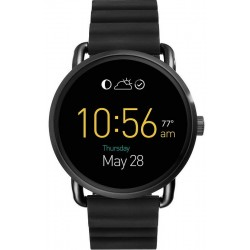 Fossil Damenuhr FTW2103 Q Wander Smartwatch Digital Touch