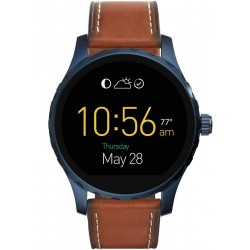 Fossil Herrenuhr FTW2106 Q Marshal Smartwatch Digital Touch