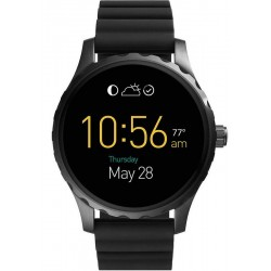 Fossil Herrenuhr FTW2107 Q Marshal Smartwatch Digital Touch