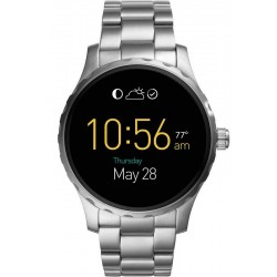 Fossil Herrenuhr FTW2109 Q Marshal Smartwatch Digital Touch