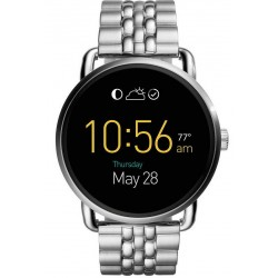 Fossil Damenuhr FTW2111 Q Wander Smartwatch Digital Touch