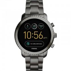 Fossil Herrenuhr FTW4001 Q Explorist Smartwatch Digital Touch