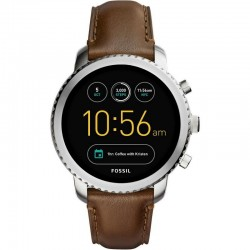 Fossil Herrenuhr FTW4003 Q Explorist Smartwatch Digital Touch