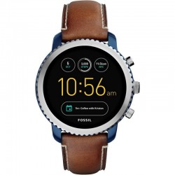 Fossil Herrenuhr FTW4004 Q Explorist Smartwatch Digital Touch
