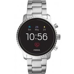 Fossil Q Herrenuhr Explorist HR FTW4011 Smartwatch