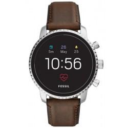 Fossil Q Explorist HR Smartwatch Herrenuhr FTW4015