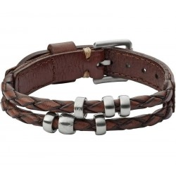 Fossil Herrenarmband Vintage Casual JF02345040