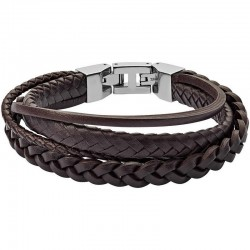 Fossil Herrenarmband Vintage Casual JF03190040