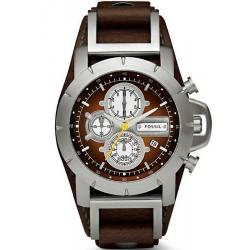Fossil Herrenuhr Jake JR1157 Quarz Chronograph