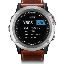 Kaufen Sie Garmin Herrenuhr D2 Bravo Sapphire 010-01338-30 Aviation GPS Smartwatch