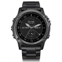Kaufen Sie Garmin Herrenuhr D2 Bravo Sapphire 010-01338-35 Aviation GPS Smartwatch