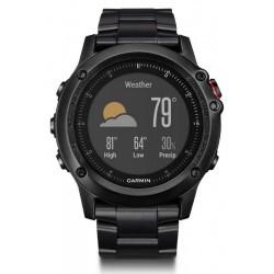 Kaufen Sie Garmin Herrenuhr Fēnix 3 HR Sapphire 010-01338-7D GPS Multisport Smartwatch
