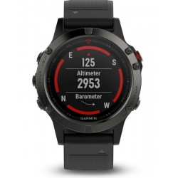 Kaufen Sie Garmin Herrenuhr Fēnix 5 010-01688-00 GPS Multisport Smartwatch