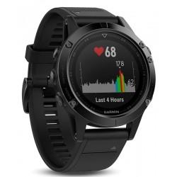 Kaufen Sie Garmin Herrenuhr Fēnix 5 Sapphire 010-01688-11 GPS Multisport Smartwatch