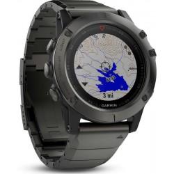 Kaufen Sie Garmin Herrenuhr Fēnix 5X Sapphire 010-01733-03 GPS Multisport Smartwatch