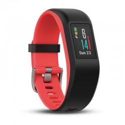 Garmin Unisexuhr Vívosport 010-01789-01 GPS Fitness Smartwatch S/M