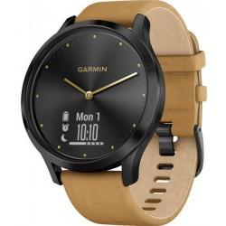Garmin Unisexuhr Vívomove HR Premium 010-01850-00 Fitness Smartwatch L