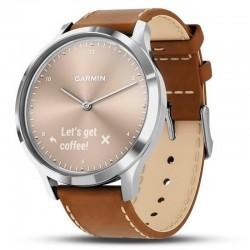 Garmin Unisexuhr Vívomove HR Premium 010-01850-AA Fitness Smartwatch L
