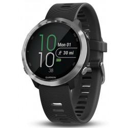 Garmin Herrenuhr Forerunner 645 010-01863-10 Running GPS Smartwatch