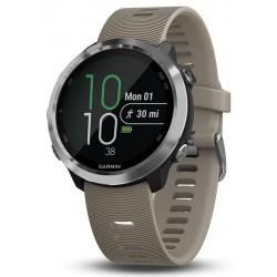 Garmin Unisexuhr Forerunner 645 010-01863-11 Running GPS Smartwatch