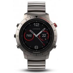 Kaufen Sie Garmin Herrenuhr Fēnix Sapphire Chronos 010-01957-01 GPS Multisport Smartwatch