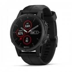 Kaufen Sie Garmin Herrenuhr Fēnix 5S Plus Sapphire 010-01987-03 GPS Multisport Smartwatch