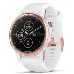 Kaufen Sie Garmin Herrenuhr Fēnix 5S Plus Sapphire 010-01987-07 GPS Multisport Smartwatch