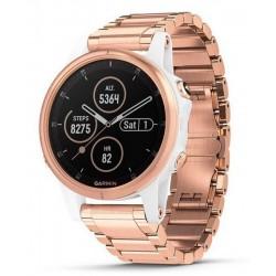 Kaufen Sie Garmin Herrenuhr Fēnix 5S Plus Sapphire 010-01987-11 GPS Multisport Smartwatch