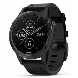 Kaufen Sie Garmin Herrenuhr Fēnix 5 Plus Sapphire 010-01988-07 GPS Multisport Smartwatch