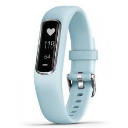 Garmin Unisexuhr Vívosmart 4 010-01995-04 Fitness Smartwatch S/M