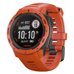 Garmin Herrenuhr Instinct 010-02064-02 GPS Multisport Smartwatch