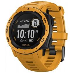 Garmin Herrenuhr Instinct 010-02064-03 GPS Multisport Smartwatch