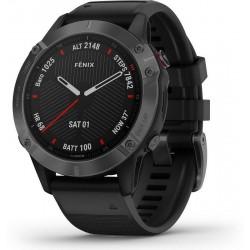 Garmin Herrenuhr Fēnix 6 Sapphire 010-02158-11 GPS Multisport Smartwatch kaufen