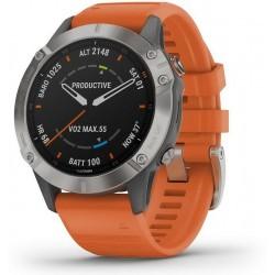 Garmin Herrenuhr Fēnix 6 Sapphire 010-02158-14 GPS Multisport Smartwatch kaufen