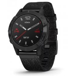 Garmin Herrenuhr Fēnix 6 Sapphire 010-02158-17 GPS Multisport Smartwatch kaufen