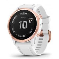 Garmin Unisexuhr Fēnix 6S Pro 010-02159-11 GPS Multisport Smartwatch kaufen