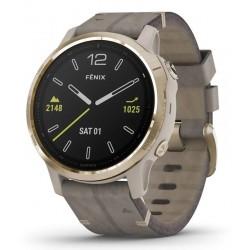 Garmin Unisexuhr Fēnix 6S Sapphire 010-02159-40 GPS Multisport Smartwatch kaufen