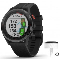 Garmin Herrenuhr Approach S62 010-02200-02 Golf GPS Smartwatch