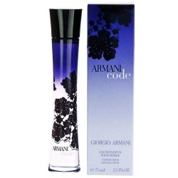 Giorgio Armani Code Damenparfüm Eau de Parfum EDP 75 ml