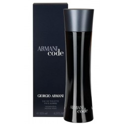 Giorgio Armani Code Herrenparfüm Eau de Toilette EDT Vapo 125 ml