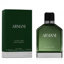 Giorgio Armani Eau de Cèdre Herrenparfüm Eau de Toilette EDT Vapo 50 ml