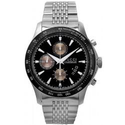 Kaufen Sie Gucci Herrenuhr G-Timeless XL YA126214 Automatik Chronograph