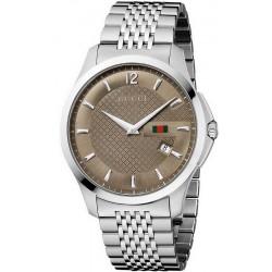 Kaufen Sie Gucci Herrenuhr G-Timeless YA126310 Quartz