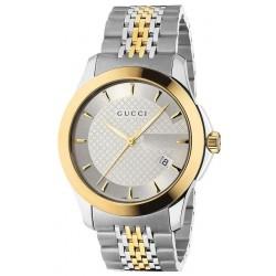 Kaufen Sie Gucci Unisexuhr G-Timeless Medium YA126409 Quartz