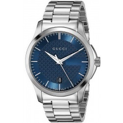 Kaufen Sie Gucci Unisexuhr G-Timeless Medium YA126440 Quartz